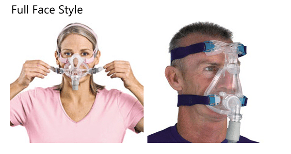 Cpap Mask Styles Southern California Pulmonary And Sleep