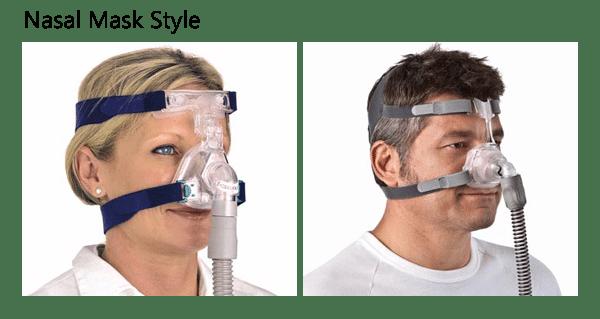 Nasal Mask Style