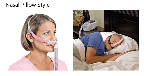 Nasal Pillow Style