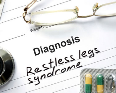 restless limb syndrome treatment featured